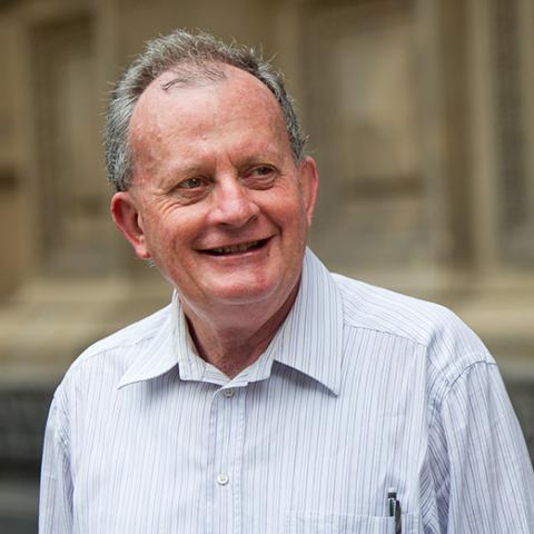 Professor Bruce McKellar